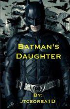 Batman's Daughter by Jessica_Csorba