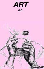 art :: c.h by lovely80s