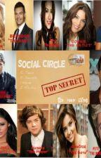 Social Circle by IzzyWhite
