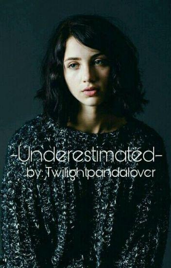 Underestimated  [Jasper Whitlock] ON HOLD