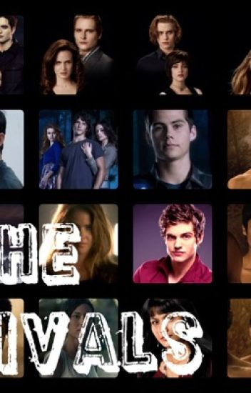 The rivals( Teen wolf/Twilight crossover)
