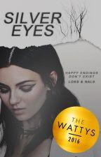 silver eyes ☾ teen wolf [PRZENIESIONE] by LaCostellazione