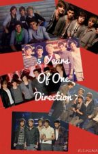 5 Years Of One Direction by 5Years1D2010