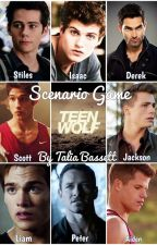 Teen Wolf Scenario Game by talia571