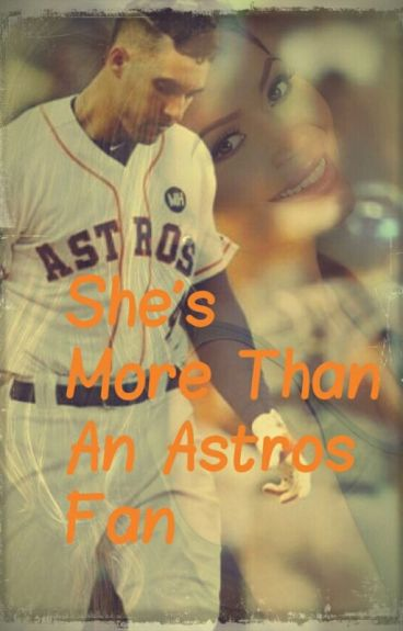 She's more than a Astros fan