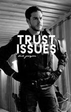 Trust Issues | Dick Grayson by okaytony