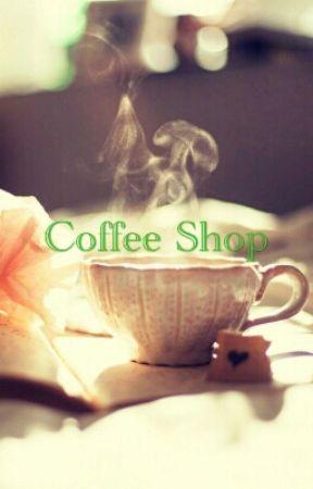 Coffee Shop by ForeverLesMis