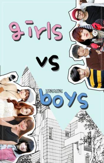 Girls Vs Boys[ Fabulous 4 Vs HELL ]  [COMPLETE]