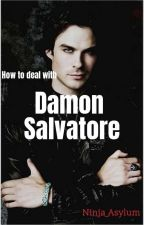 Damon Salvatore X reader by Ninja_Asylum