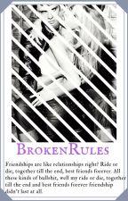 Broken Rules by barolicious