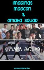 Imaginas Magcon & Omaha Squad by xunicorniodenarniax