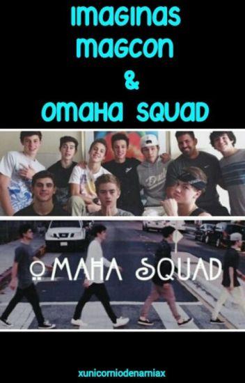 Imaginas Magcon & Omaha Squad