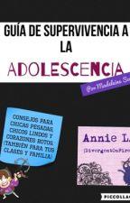 Guía de supervivencia a la adolescencia by DivergentOnFire