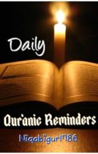 Daily Qur'anic Reminders by Niqabigurl786