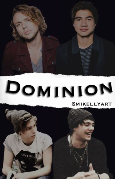 Dominion (BDSM AU) • C.A.L.M.