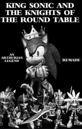 King Sonic and the Knights of the Round Table - Cast & Arthurian