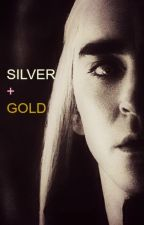 Silver and Gold |Thranduil by Lemon-Rose