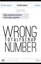 Wrong Number (M.C.) by totalfxckup