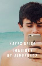 Hayes Grier Imagines by aimee9402