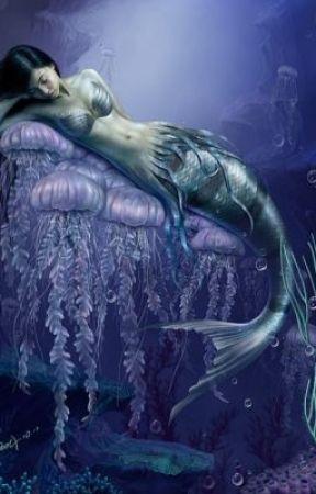 Sea of Glass: A Mermaid's Dream by vengefulkarma