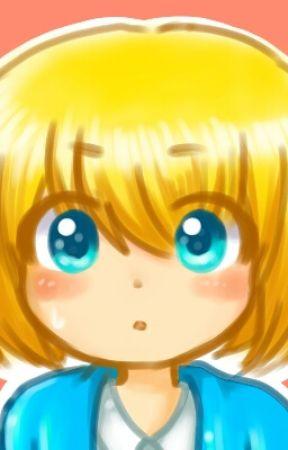 Lips (Armin x Reader) AU! by JustUsGeeks