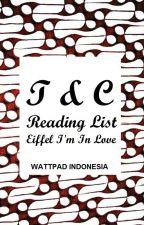 Syarat dan Ketentuan Daftar Bacaan Page Wattpad Indonesia by indonesia