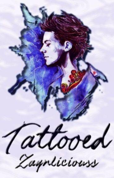 Tattooed | Louis Tomlinson au