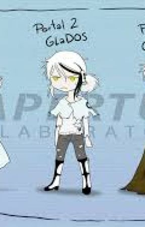 Ask Glados A Little Something From Wheatley Wattpad