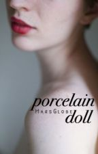 porcelain doll by MarsGlobe