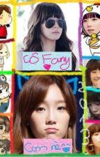 [ONESHOT - TAEGANGSTER]  Baby Taengu~ | TaeNy | MA-18 by Pude_69withTaeNy
