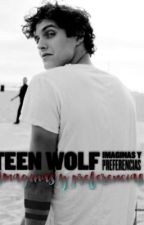 Teen wolf imaginas y preferencias by halsnay