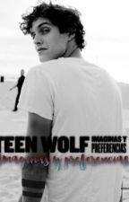 Teen wolf imaginas y preferencias by halsnay