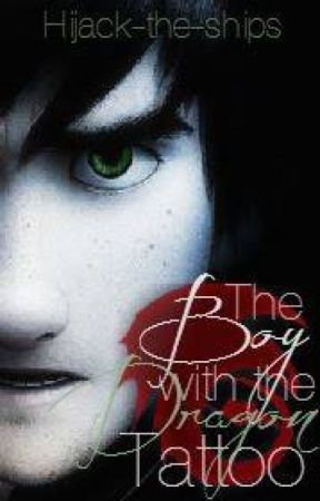 The Boy With The Dragon Tattoo by Hijack-the-ships