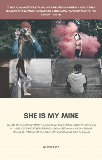 SHE IS MY MINE