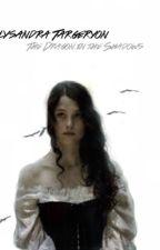 Alysandra Targaryen- The Dragon in the Shadows by westerosimagines