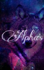 Alpha's by AngelineInevv
