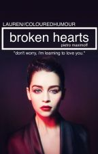 Broken Hearts; and other stories {Pietro Maximoff} (On Hold) by colouredhumour