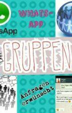 >>Whatsapp- Gruppen<< by Zitronenfruechtchen