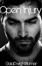 Open Injury << Derek Hale >> by GaiaDwightBlumer