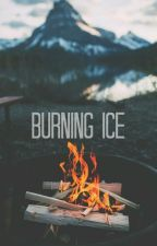 Burning Ice © by Sofi_hipstergirl