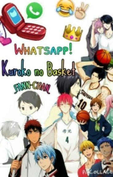 ¡¡Whatsapp!! ¡Kuroko no basket!