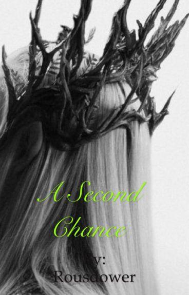 A Second Chance (#Wattys2015)