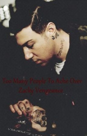 Too Many People To Ache Over ~ (Zacky Vengeance) by synystxr