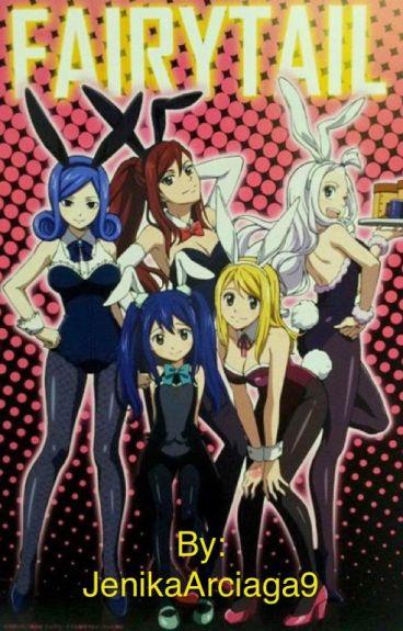 Fairy Tail Girls One Shots (Yuri)