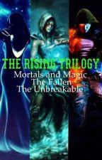 Mortals and Magic by LaurenDemigod