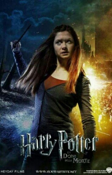 HP - dans la peau de Ginny Weasley