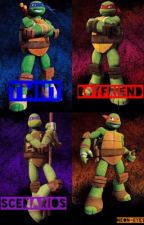 TMNT Boyfriend Scenarios by neon-eyes