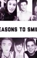 MagCon boys imagines/smuts by chinostrapsoul