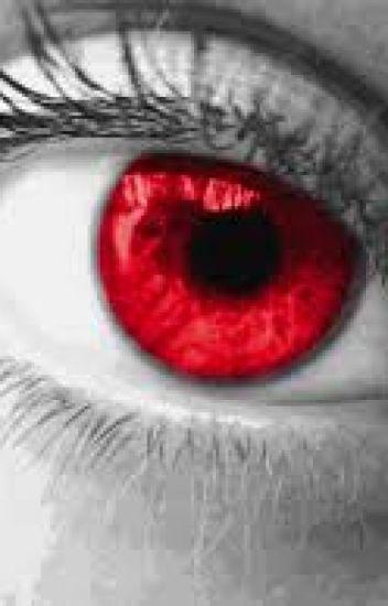 A garota dos olhos vermelhos