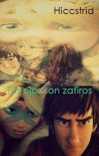 Tus ojos son zafiros by CuadradaFallada